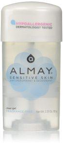 best deodorant for women's body odor